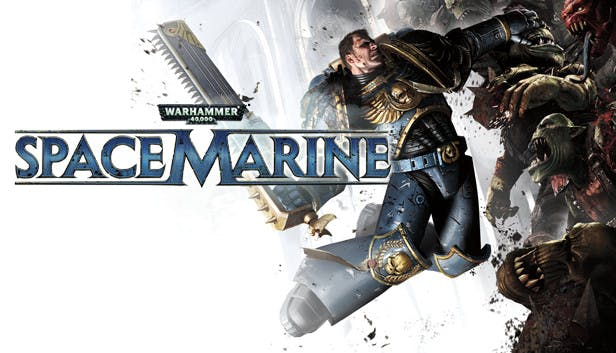 Warhammer 40,000 Space Marine (STEAM/GLOBAL)
