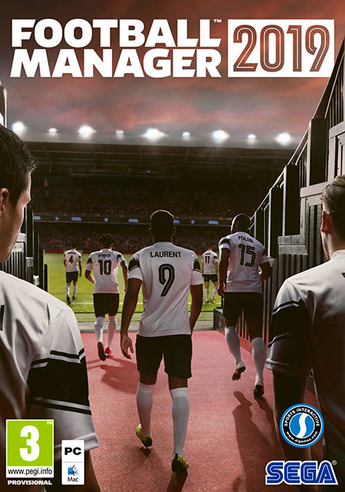 Football Manager 2019 (STEAM/VPN) + GIFT