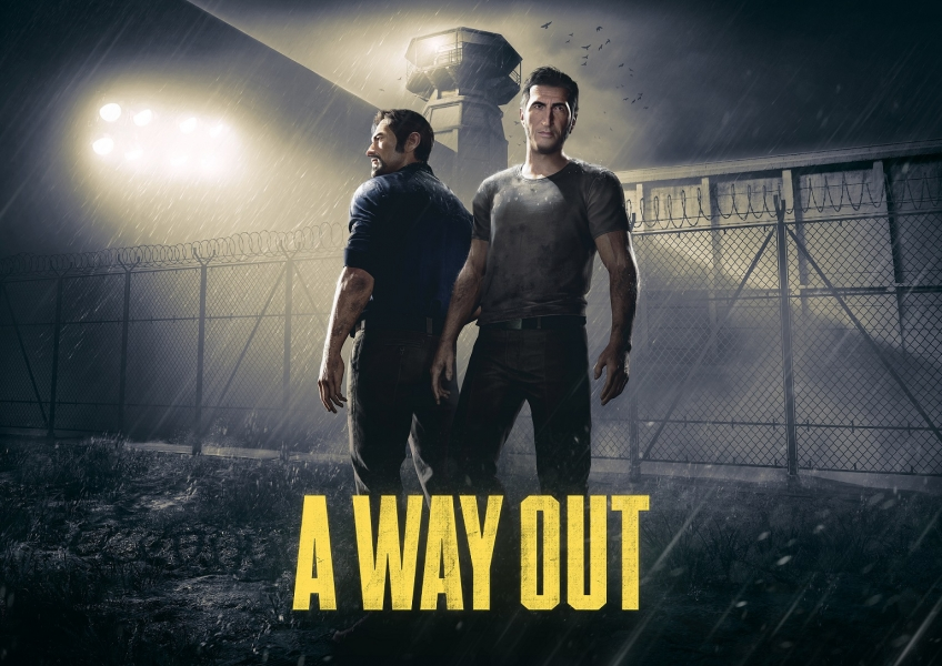 A WAY OUT (REGION FREE) + GIFT
