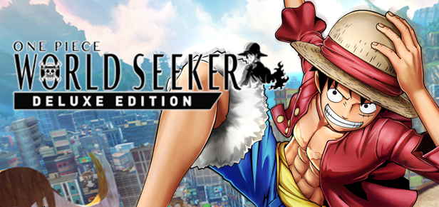 ONE PIECE World Seeker DELUXE (STEAM) INSTANT DELIVERY 2019