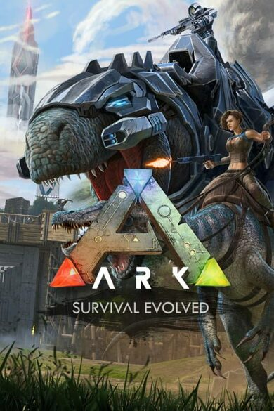 ARK: SURVIVAL EVOLVED (STEAM/GLOBAL) + GIFT