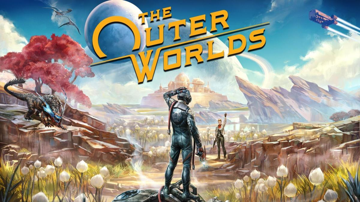 THE OUTER WORLDS (EPIC GAMES) INSTANT DELIVERY + GIFT