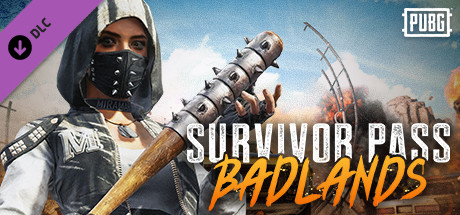 PUBG SURVIVOR PASS BADLANDS (GLOBAL) + GIFT