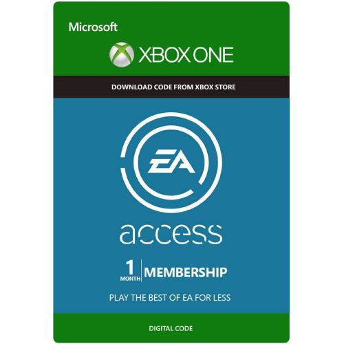 EA PLAY (EA ACCESS) 1  Month XBOX ONE (Region Free)