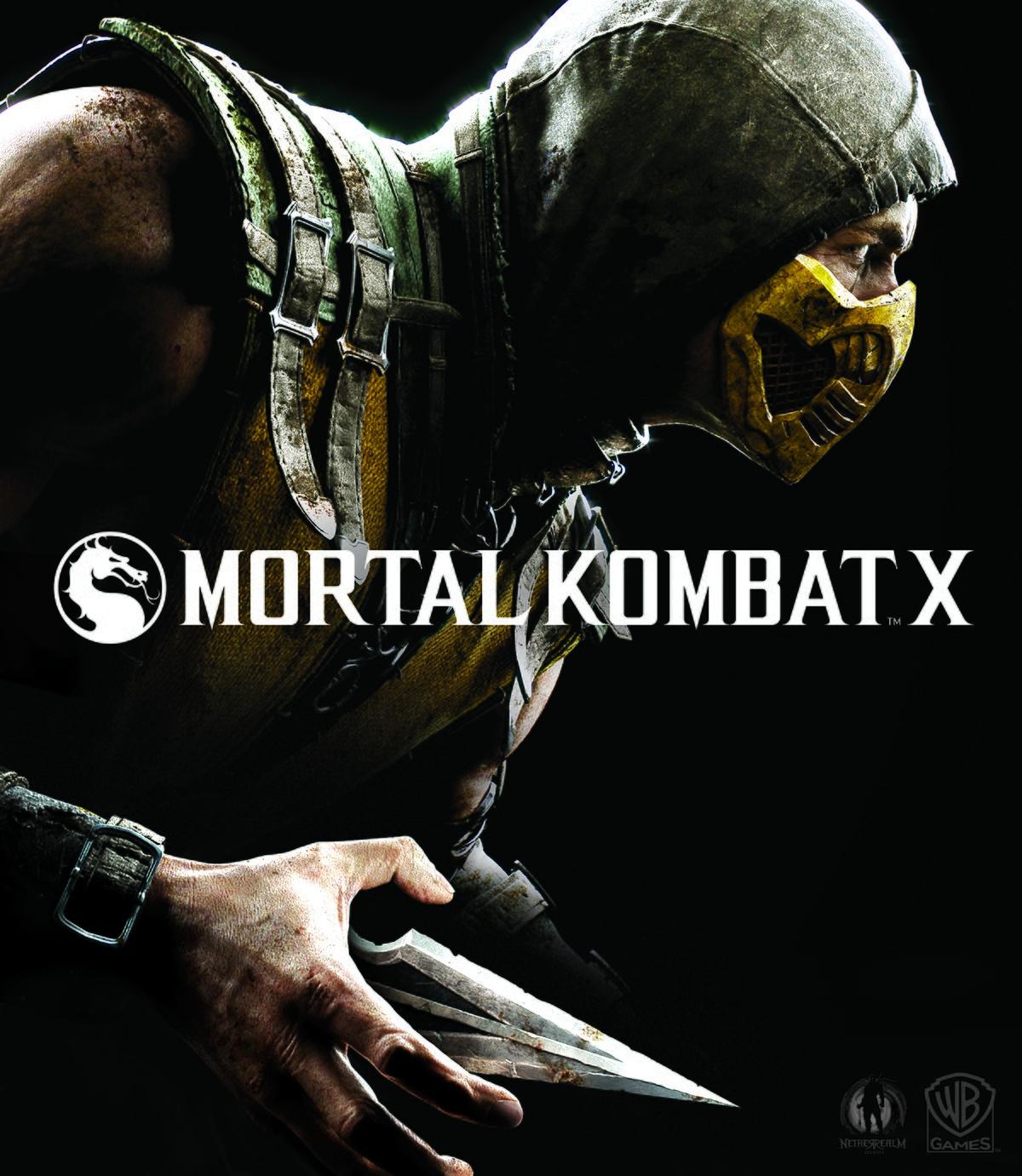 mortal kombat x (steam/global) + podarok 413 rur