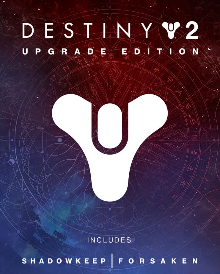 DESTINY 2: UPGRADE EDITION (STEAM) + GIFT