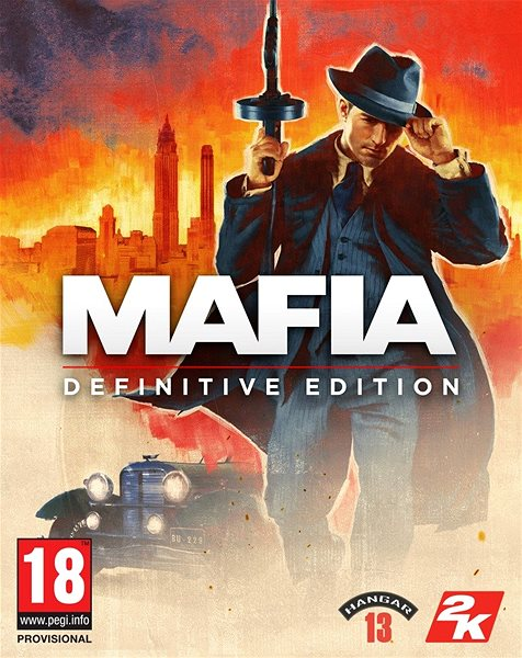 MAFIA: DEFINITIVE EDITION (STEAM) + PRE-ORDER BONUS