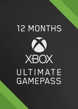Фотография xbox game pass ultimate 12 месяцев + ea play (ru)