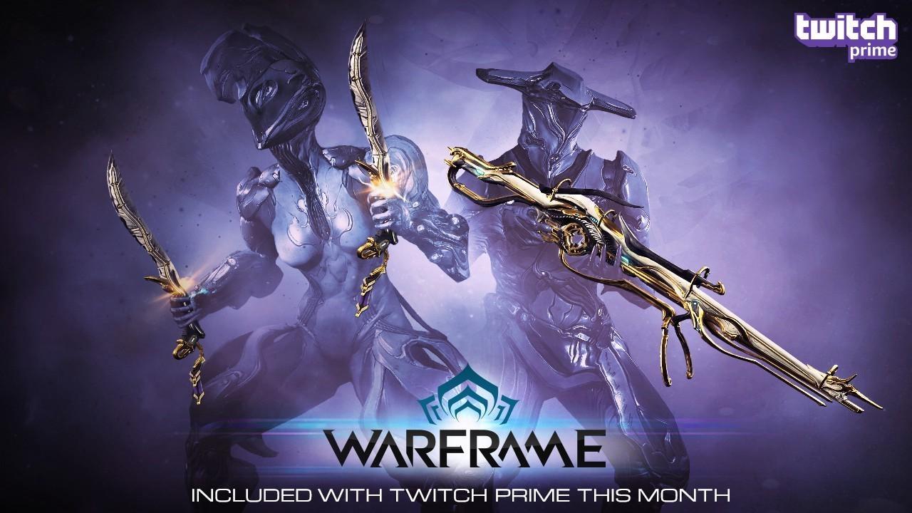 Twitch Prime Account (PUBG / Warframe / Overwatch / R6)