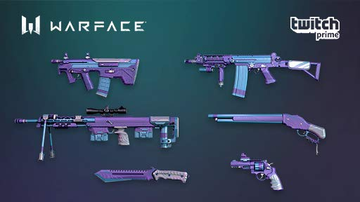 Twitch Prime Warface: Idol Bundle
