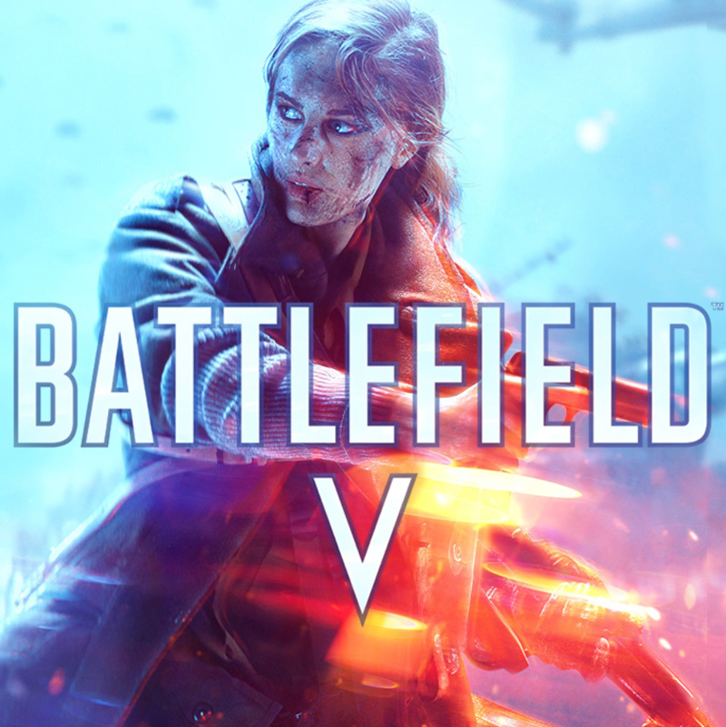 Фотография battlefield v standard edition ключ (origin, reg free)