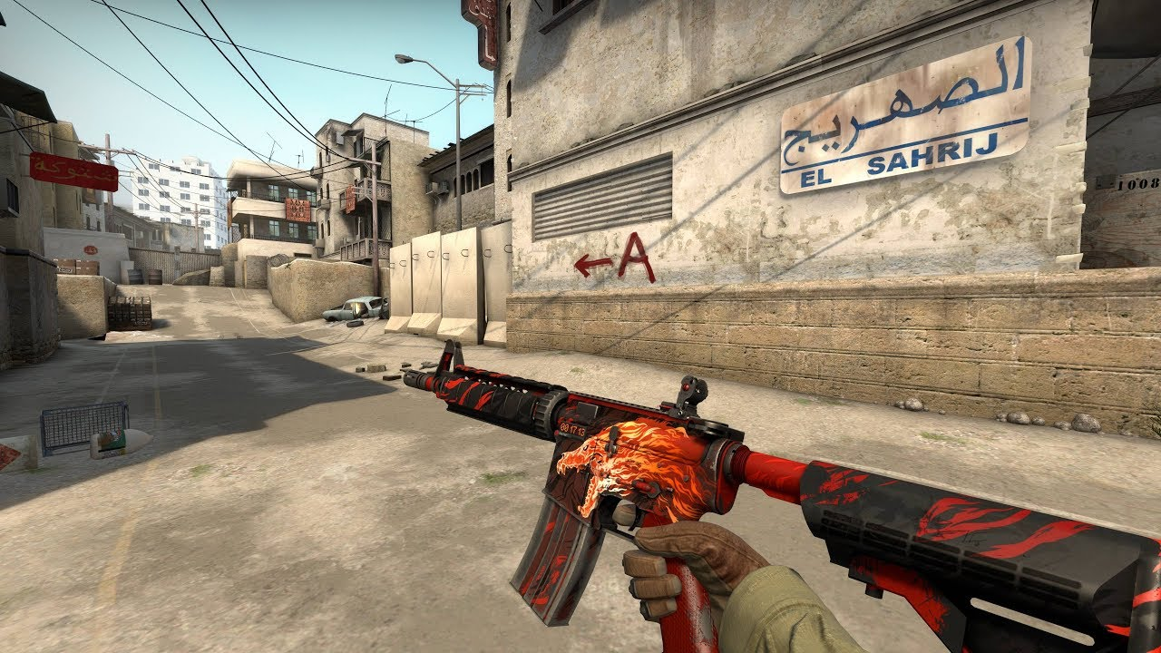 Premium random weapons Counter Strike GO (CSGO) + Bonus