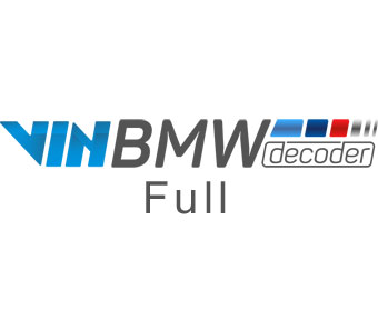 VIN BMW Decoder-check BMW or Mini mileage history  Full