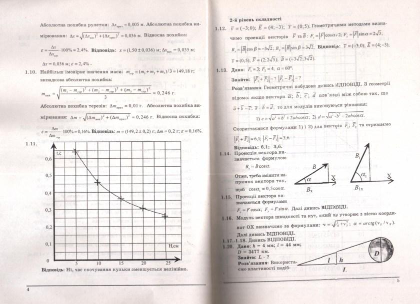 божинова фізики клас решебник збірник 10 з