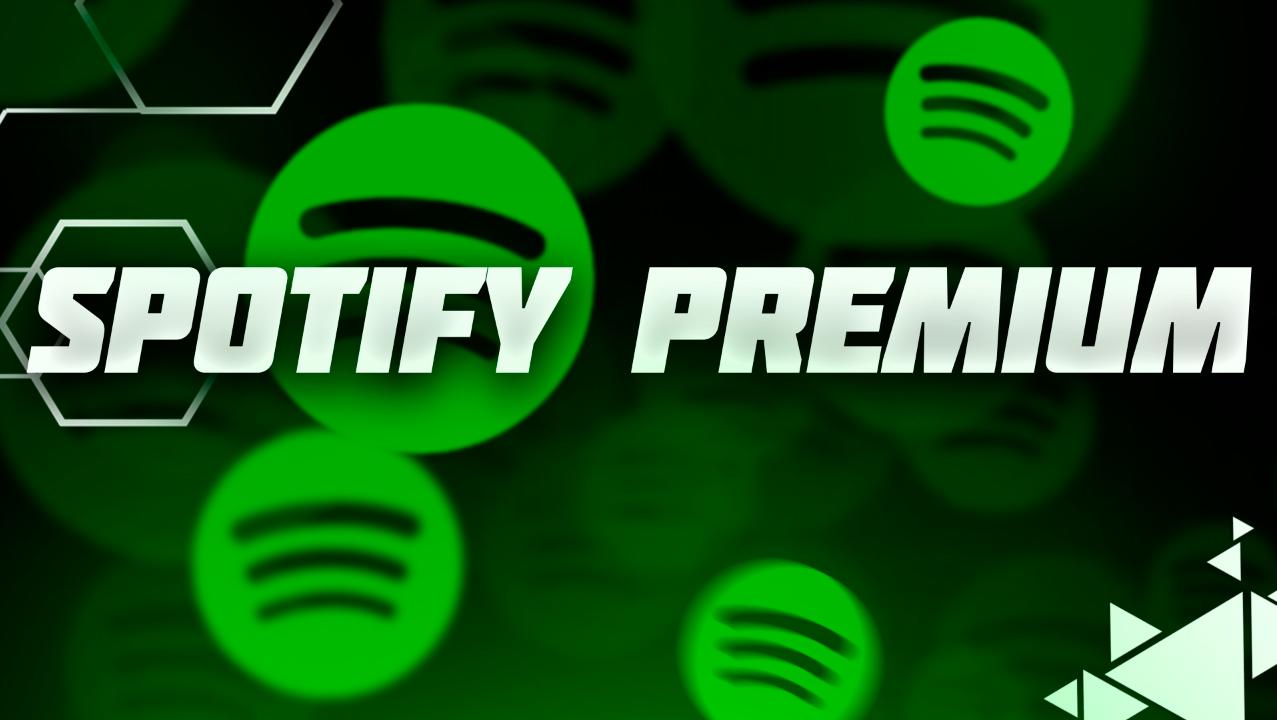 Фотография 🎵 spotify premium, новый аккаунт✅