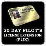 EVE ONLINE 30 Day Pilot's License PLEX (Plex) x 2 pcs