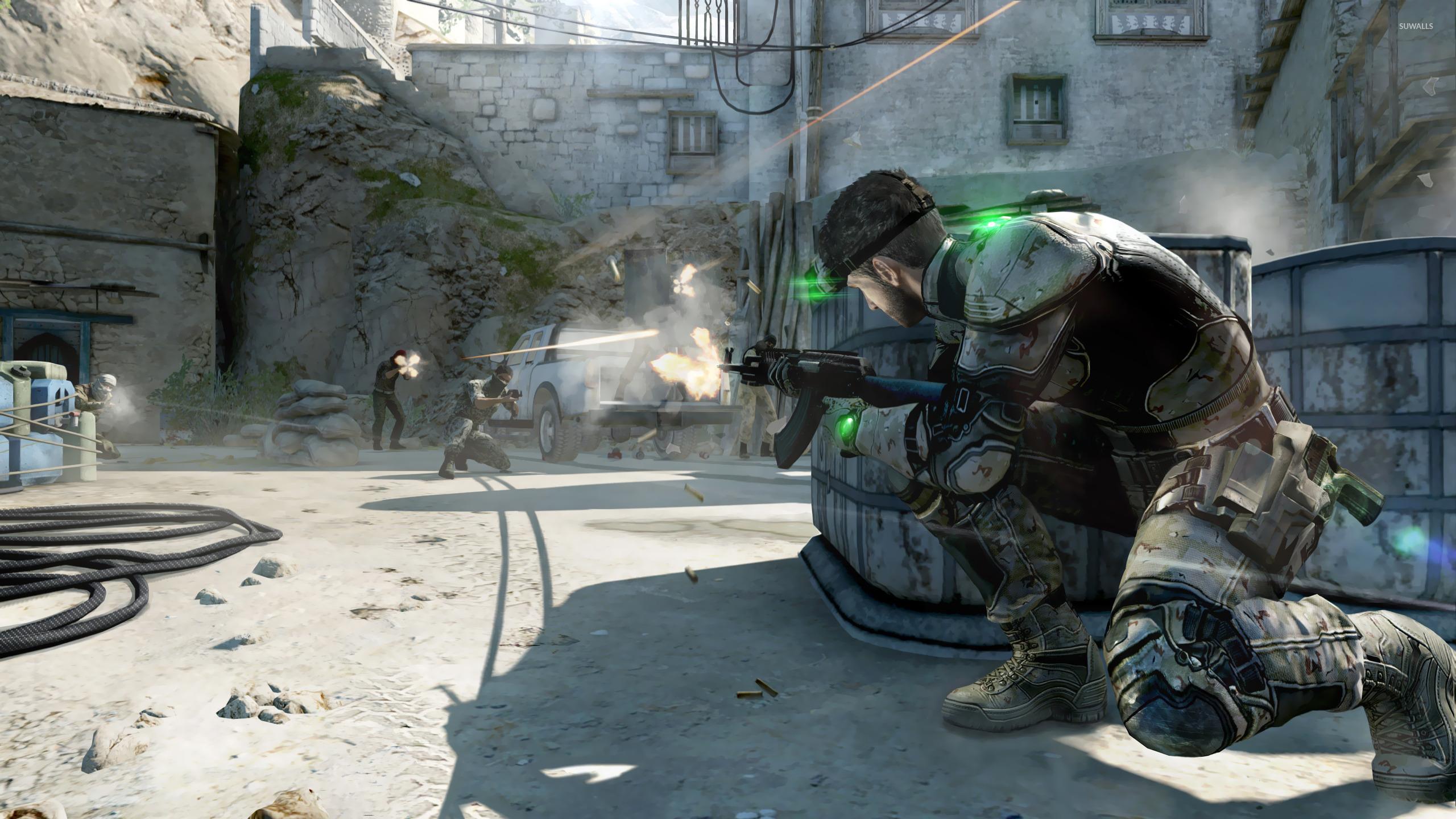 Скриншот  3 - Tom Clancy Splinter Cell Blacklist (Uplay key)