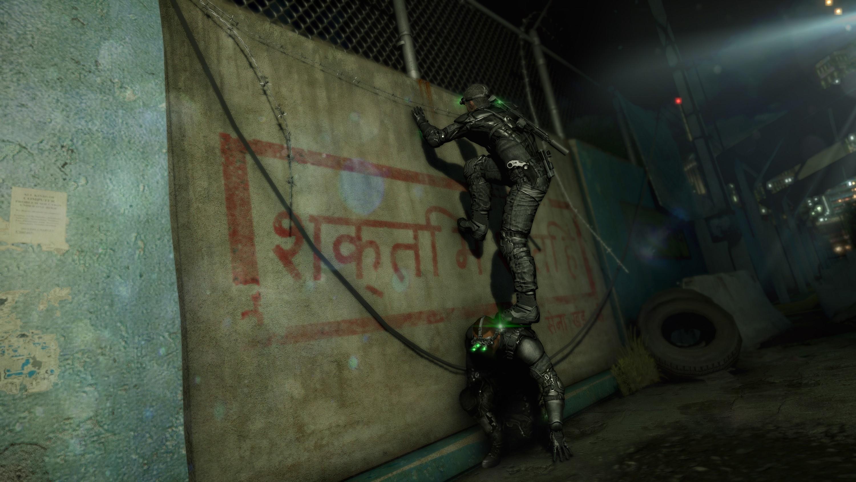 Скриншот  2 - Tom Clancy Splinter Cell Blacklist (Uplay key)