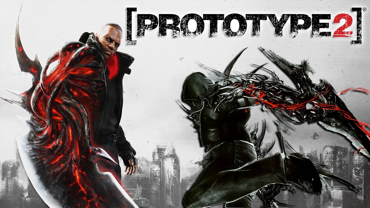 Prototype 2 (Steam Key) RU / CIS