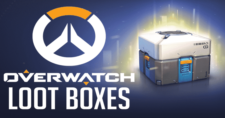 Overwatch Loot Box ( Battle.net / GLOBAL )