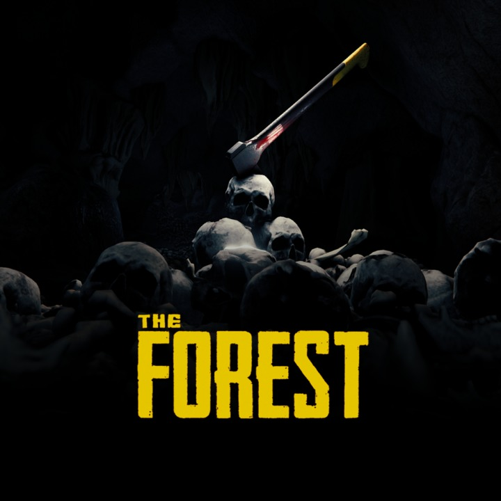 The Forest (Steam / RU-CIS)