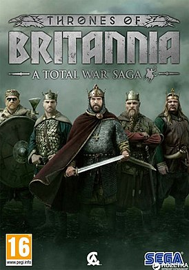 Total War Saga: Thrones of Britannia RU-CIS