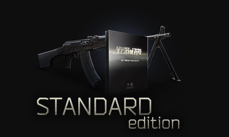 Escape from Tarkov Standard Edition (Global Activation)