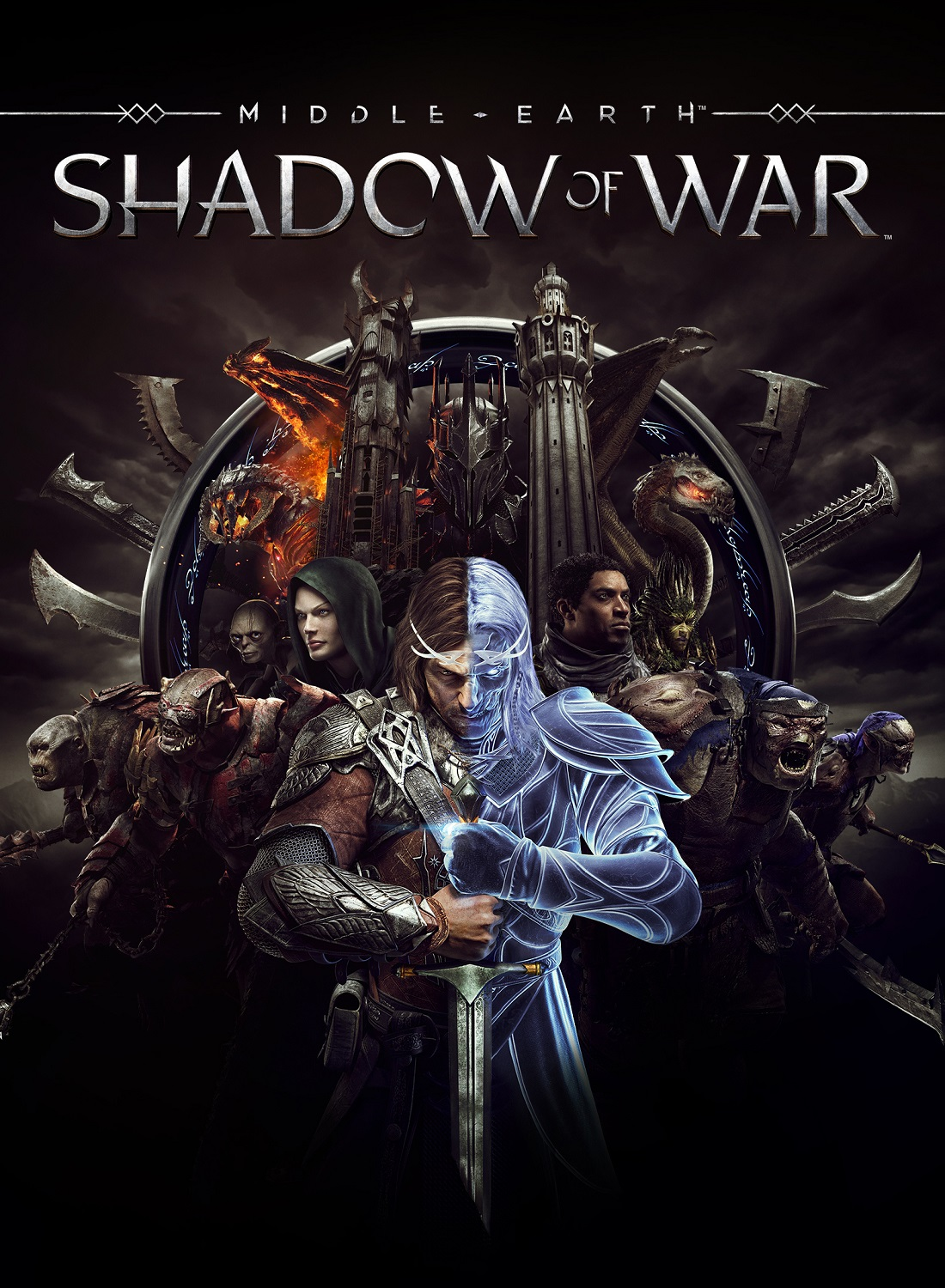 MIDDLE-EARTH: SHADOW OF WAR (Steam / RU-CIS)