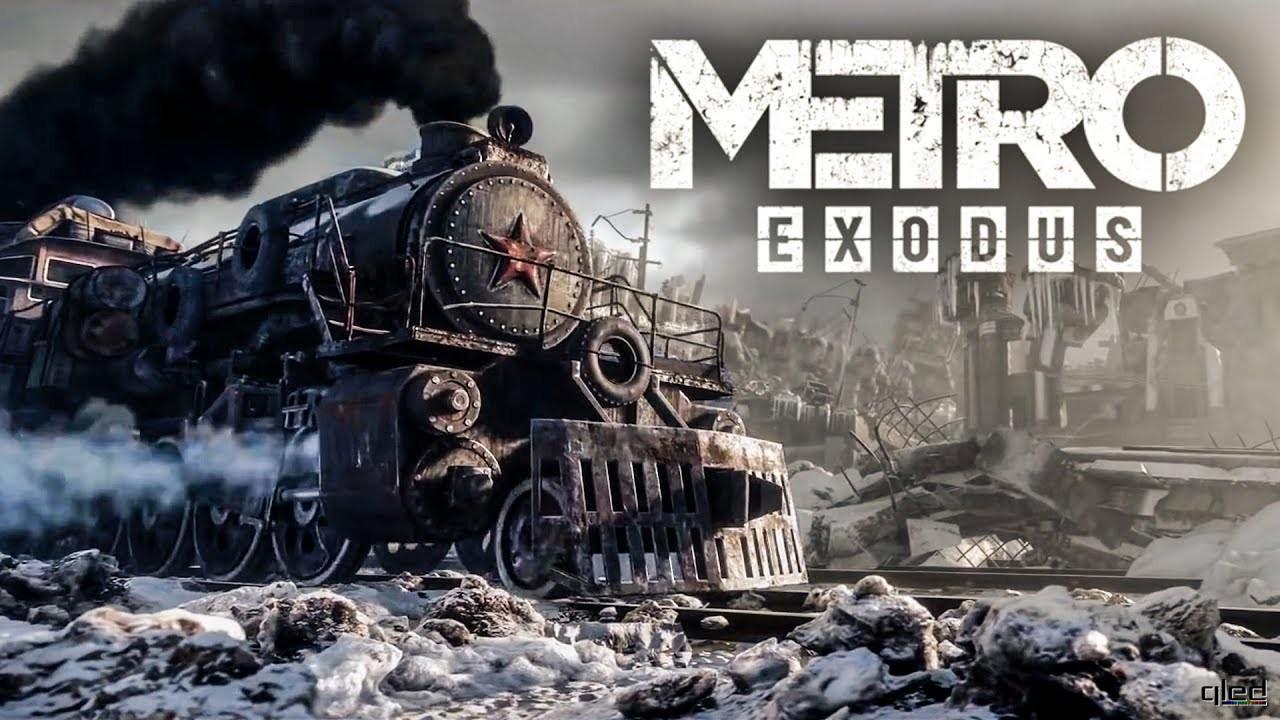 METRO EXODUS (EPIC LAUNCHER)+Lifetime guarantee 2019
