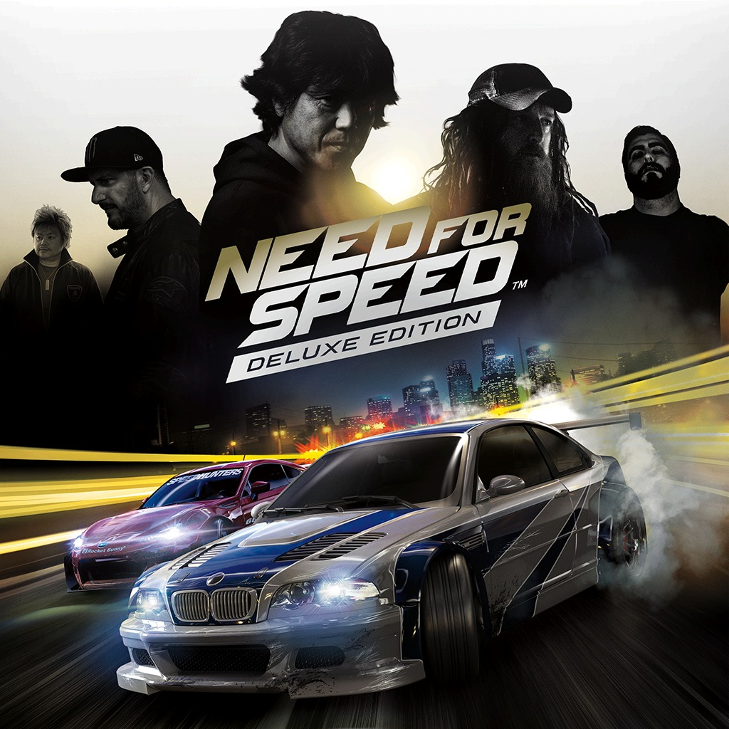 Need for Speed Deluxe ENG + DATA CHANGE + WARRANTY