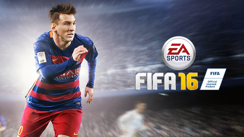 FIFA 16 + LIFETIME WARRANTY (ENGLISH)