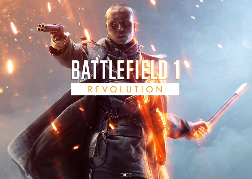 Battlefield 1 Revolution + LIFETIME WARRANTY🔴