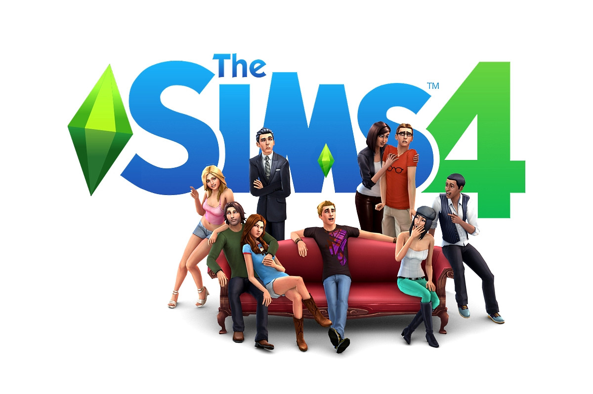 The Sims 4 Deluxe Edition  + LIFETIME WARRANTY🔴