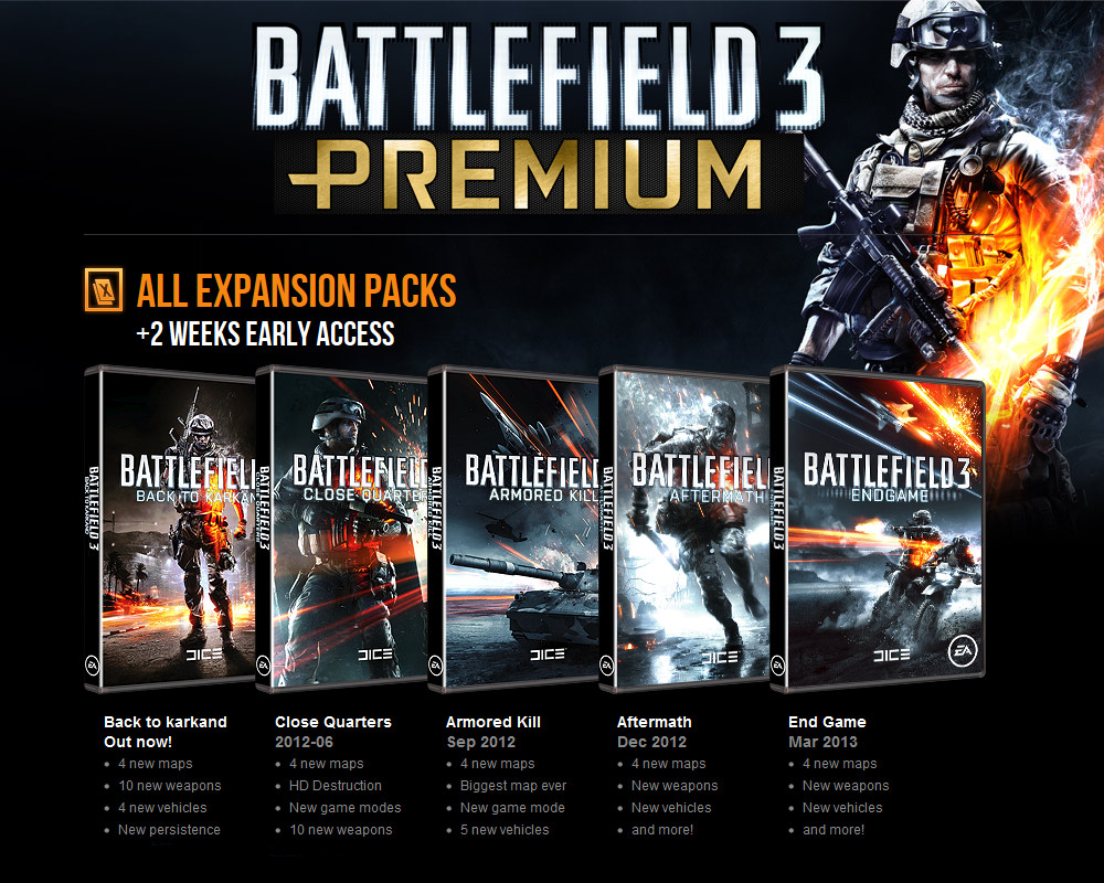 Battlefield 3 Premium + LIFETIME WARRANTY🔴