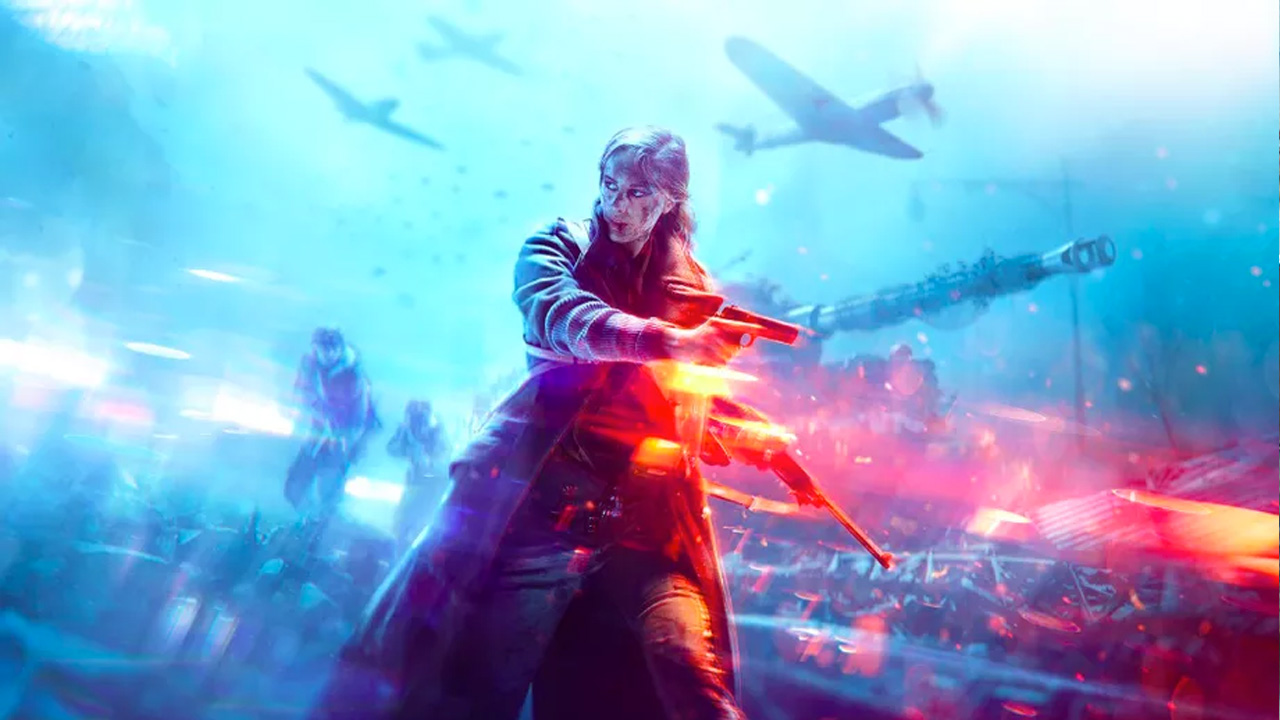 BATTLEFIELD V DELUXE + LIFETIME WARRANTY🔴