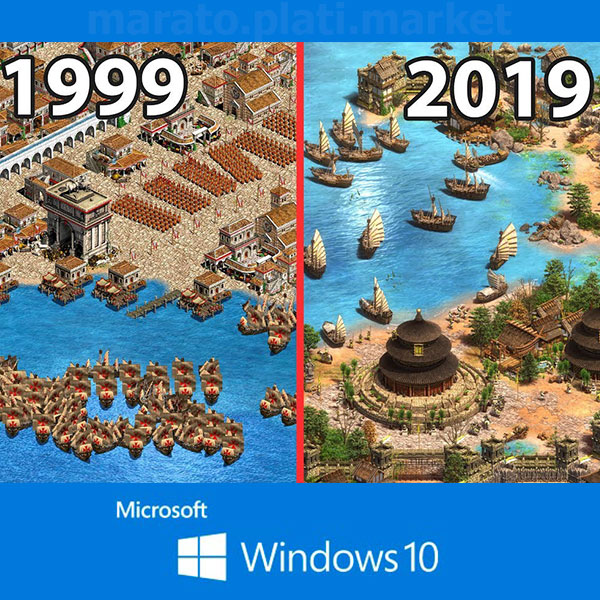 ★ Age of Empires 1 Definitive Edition Windows 10 Global