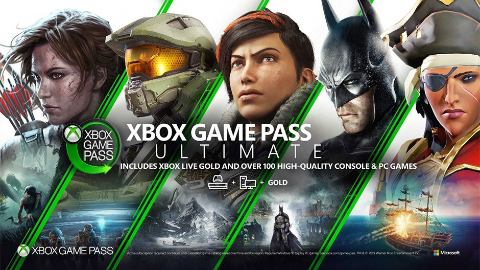 Xbox Game Pass Ultimate Card - 1 Month  | Region Free
