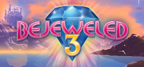 Bejeweled 3 STEAM KEY GLOBAL REGION FREE ROW