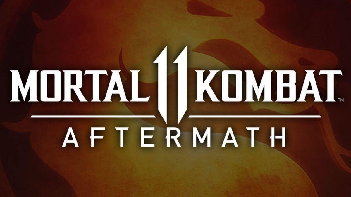 MORTAL KOMBAT 11 + AFTERMATH ПАТЧИ АКТИВАЦИЯ STEAM