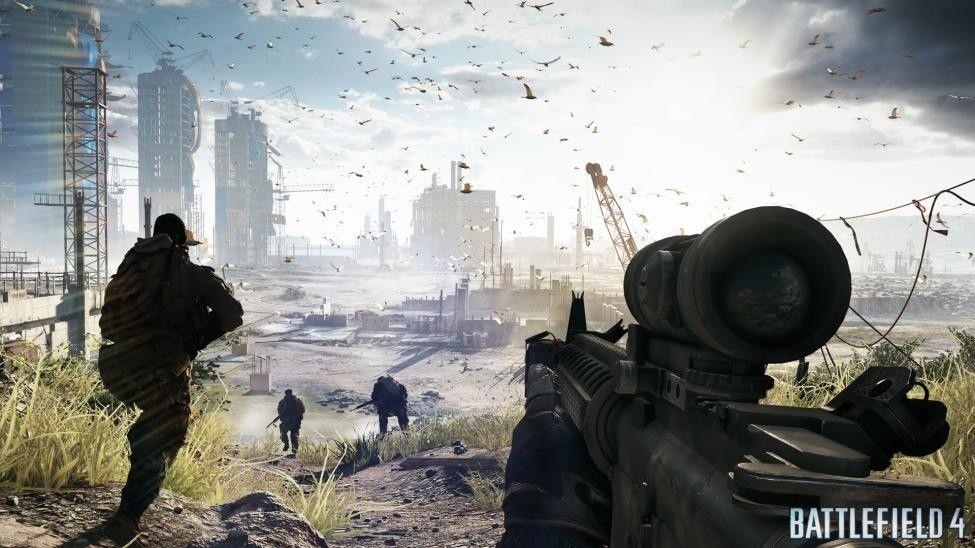 Battlefield 4 + Mail + Secret [ORIGIN] 2019