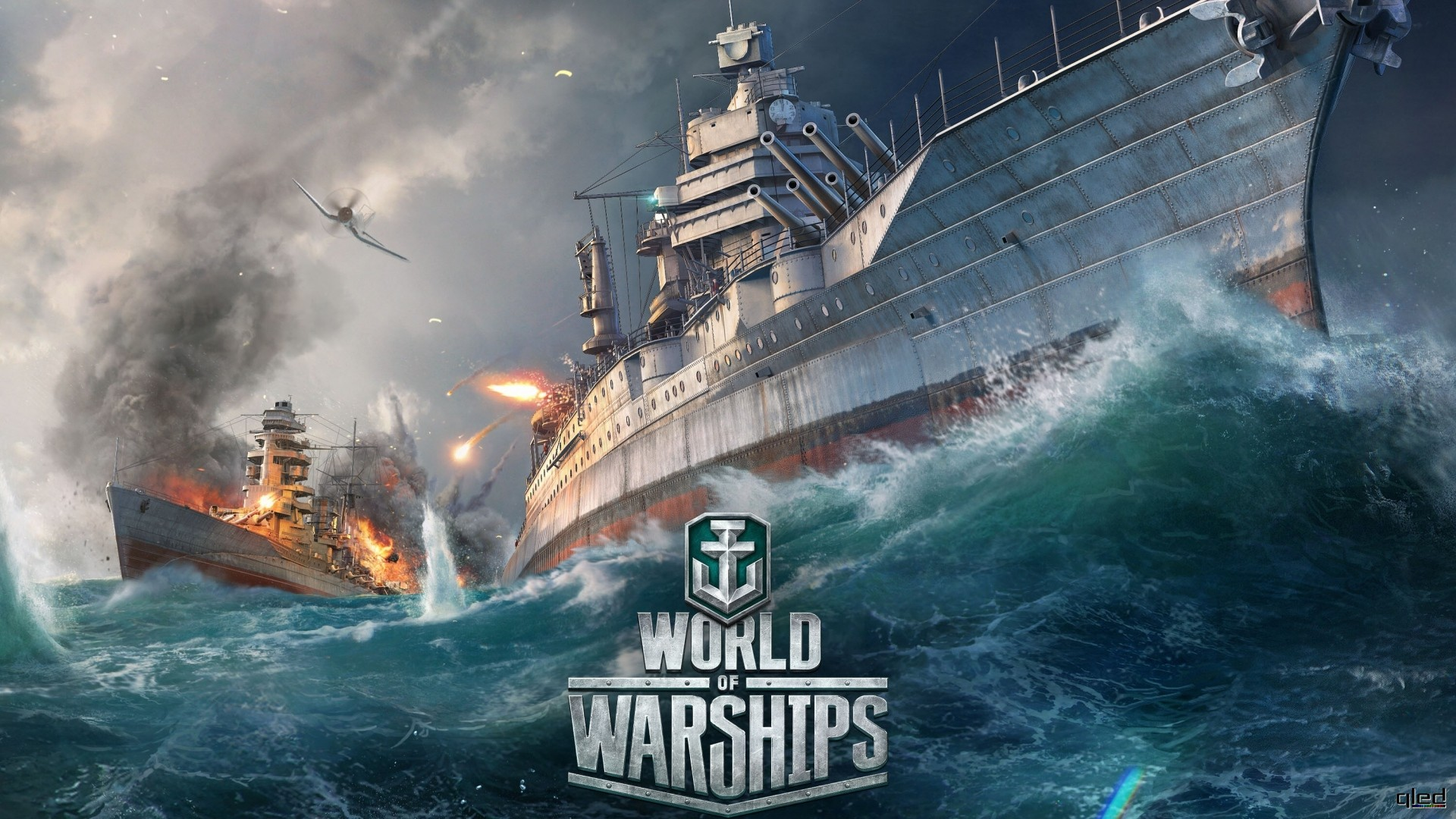 ❤️World of Warships Cruiser as a gift-bonus code❤️