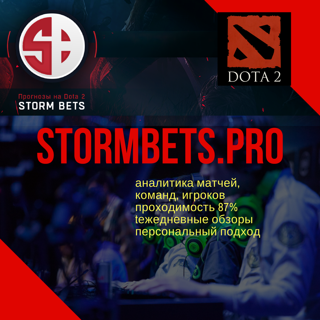 Cybersport forecast  - match Dota 2