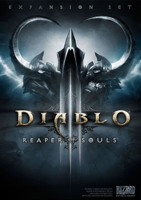 Diablo 3 - Reaper of Souls (EU-RU) - BEST PRICE
