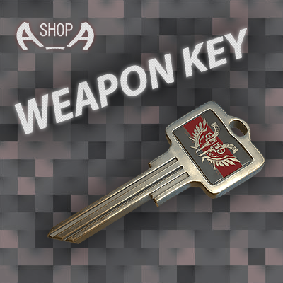 WEAPON KEY PUBG
