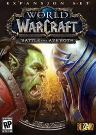 WOW: BATTLE FOR AZEROTH(US/NA)+LVL 110+ПОДАРОК