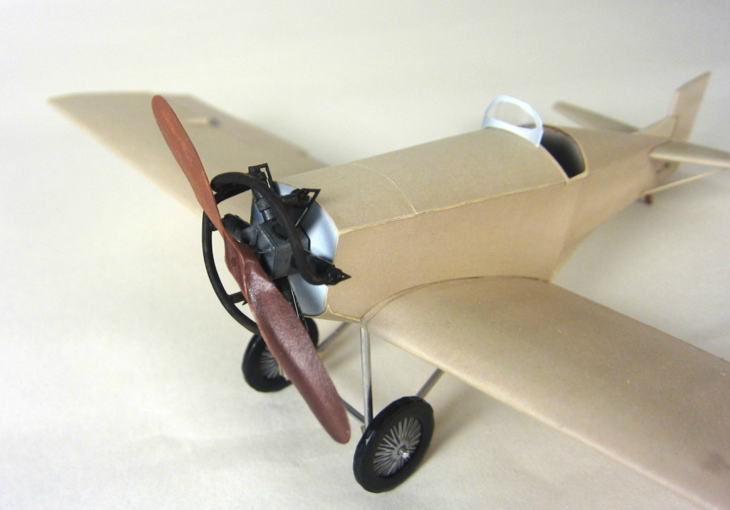 Airplane VOP-1 (paper model in scale 1/33)