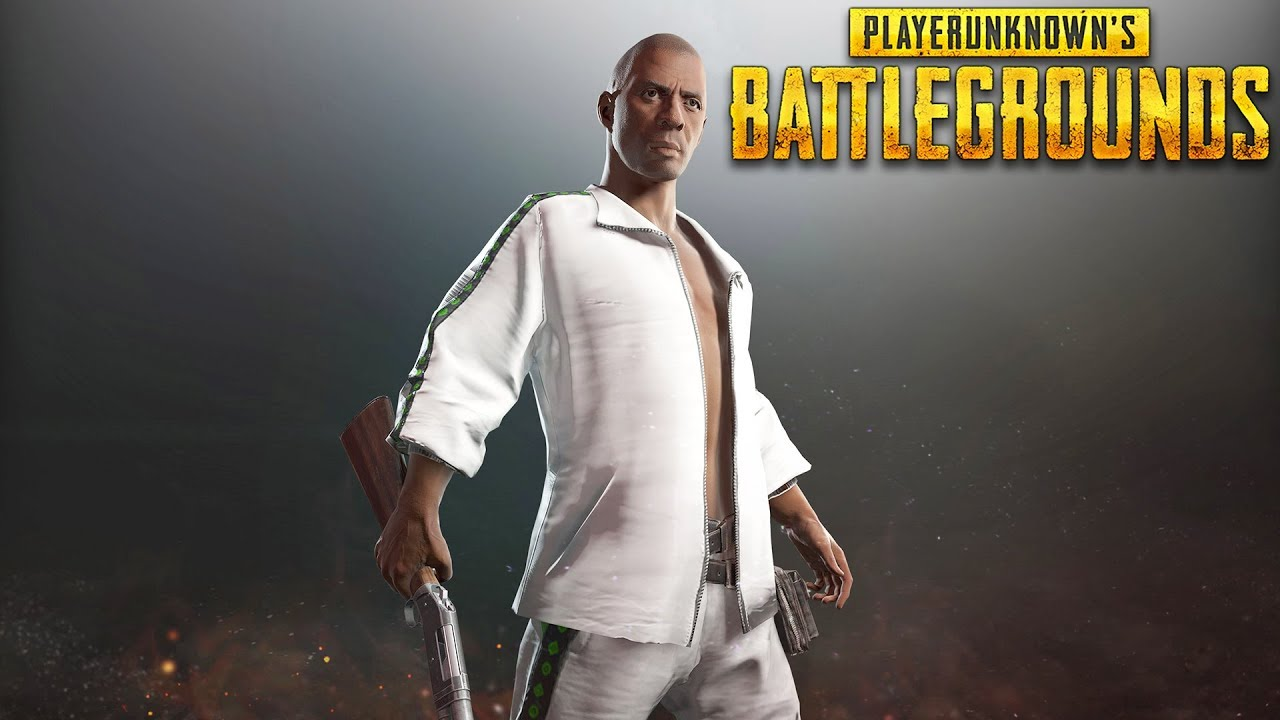 PUBG XBOX Track Suit pack ONLY RU