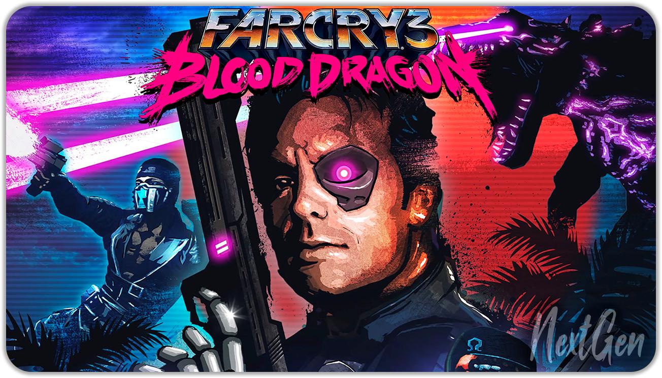 Uplay - FAR CRY 3: BLOOD DRAGON - ГАРАНТИЯ - ПОДАРОК