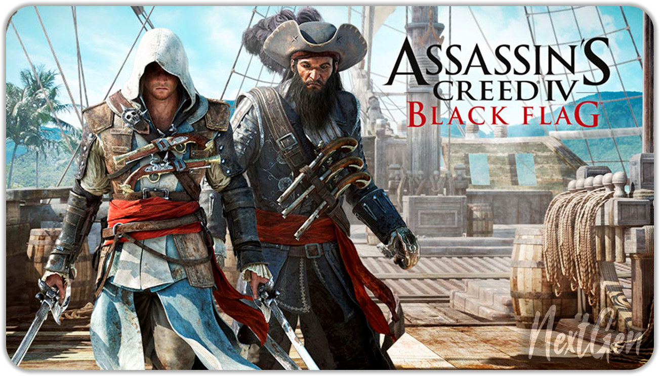 Uplay - ASSASSIN′S CREED 4: BLACK FLAG - ГАРАНТИЯ