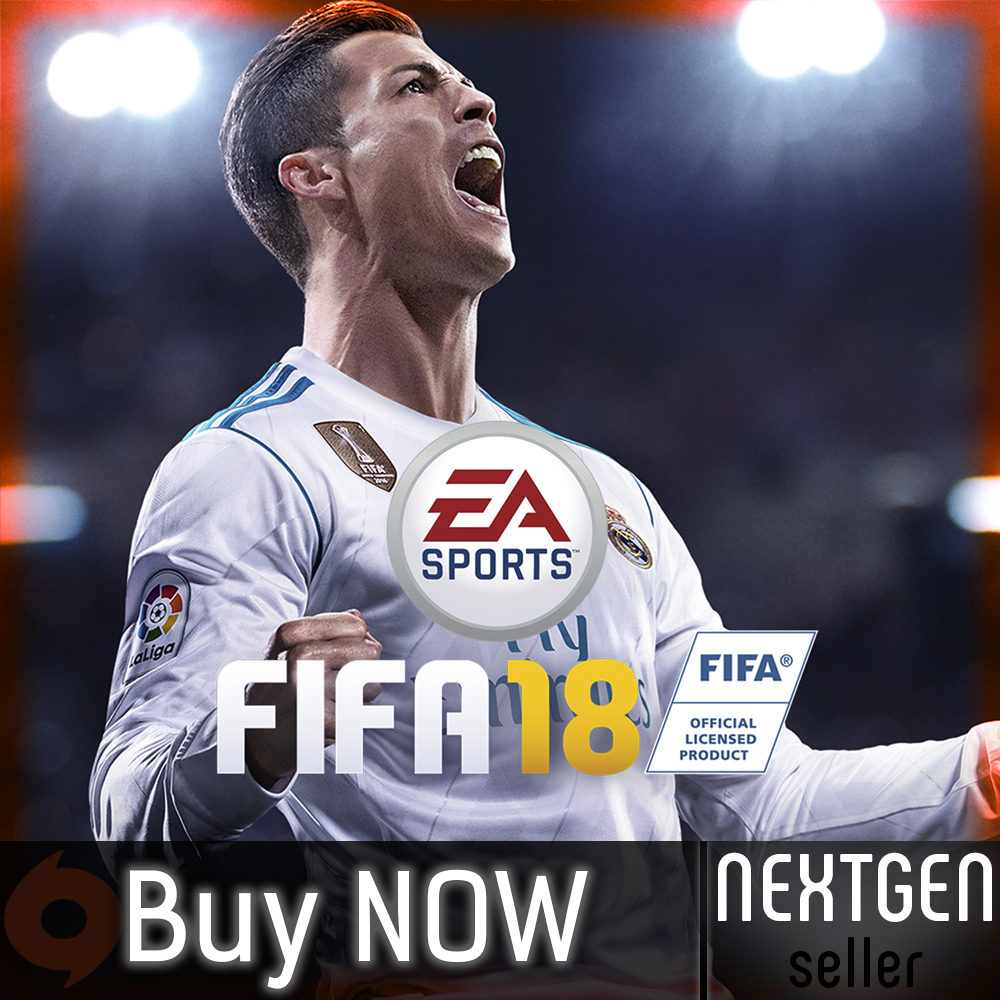 Origin • FIFA 18 + GUARANTEE ⚡